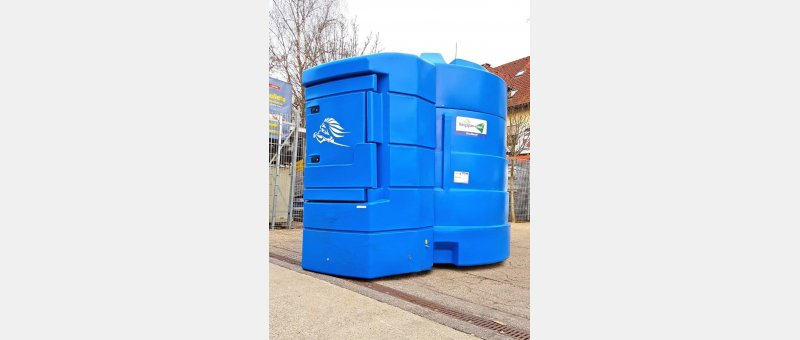AdBlue/AHL Tankanlagen