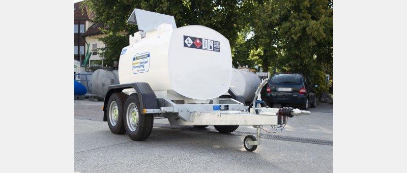 Mobile Tankanlagen