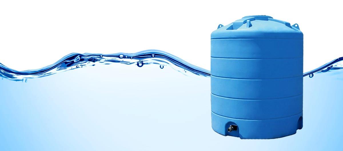 10.000 Liter PE-Tank
